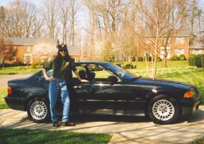 me and my 1994 BMW 325is