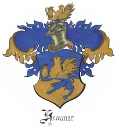 The HEAVNER Coat of Arms